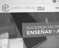 El Campus Virtual UNLa: Un proyecto de gestión innovadora